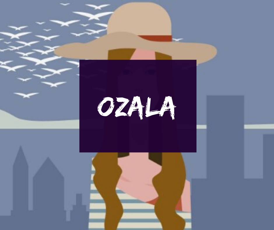 ozala: the 8-ft tall spirit