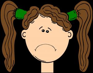 sad girl child