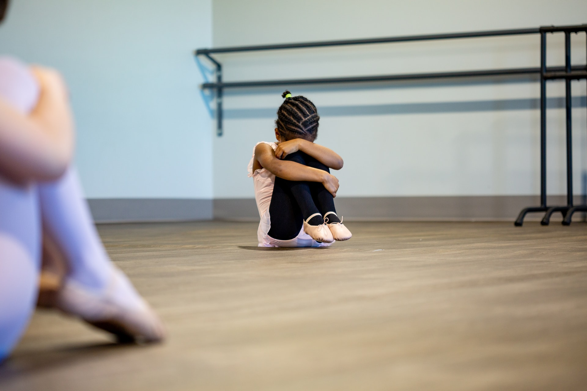 Childhood Fears and Phobias