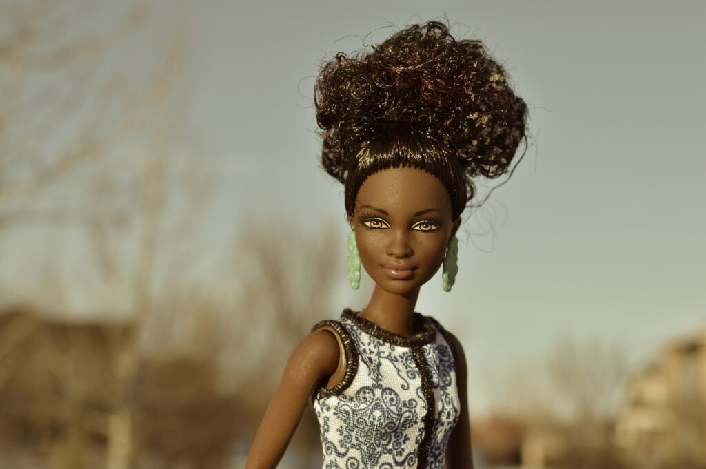 How dolls influence a child's view on race